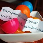 Make your Easter egg-stra active!