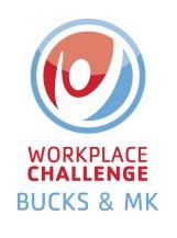Workplace Challenge Bucks & MK Logo