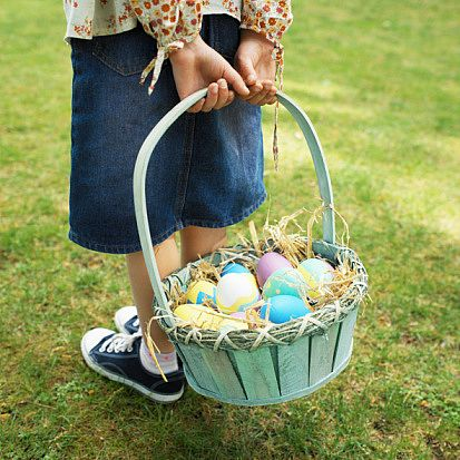 Make yours an Active Easter!