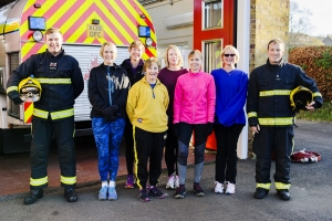 Group at FireFit Princes Risborough sessions