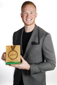 Olympian Greg Rutherford honoured on special night for heroes of sport in Bucks and MK