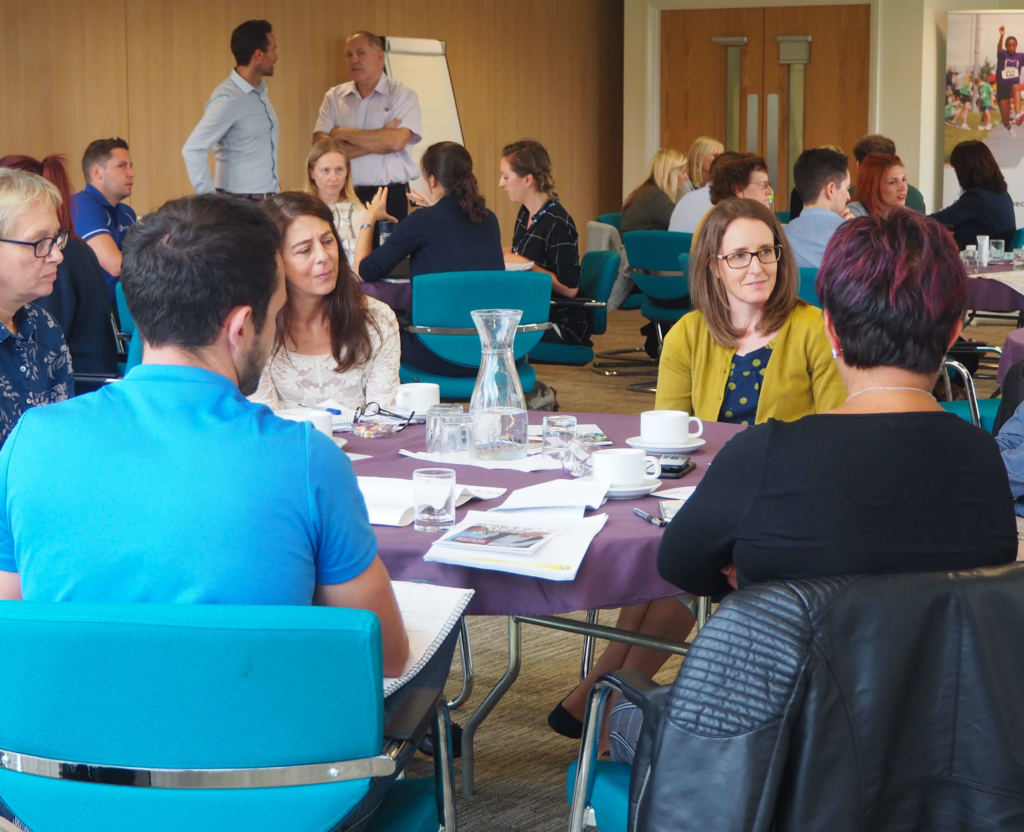 Partner forum: Ageing well together