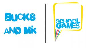 Bucks & MK School Games logo